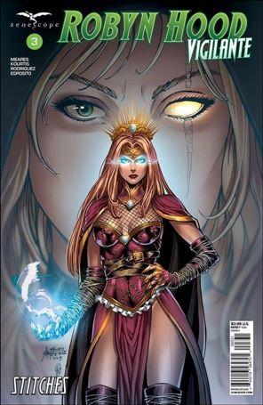 Robyn Hood: Vigilante 3-C