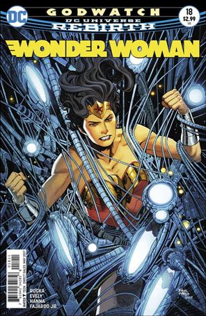Wonder Woman (2016)  18-A