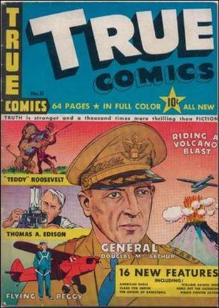True Comics 11-A