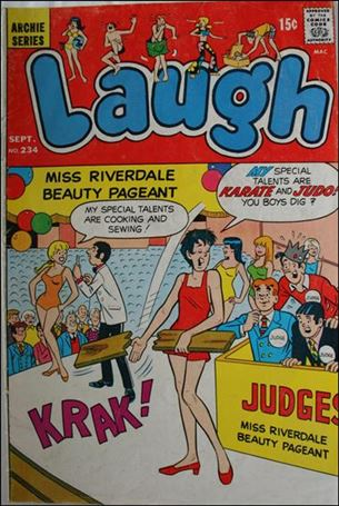 Laugh Comics (1946) 234-A