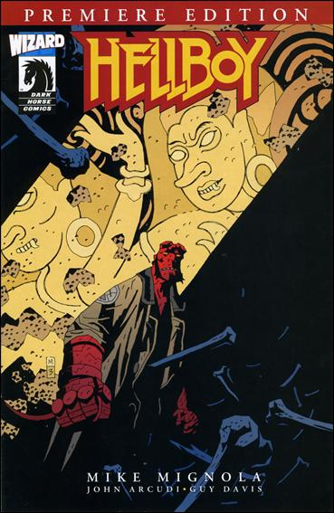 Hellboy Premiere Edition 1-C by Dark Horse