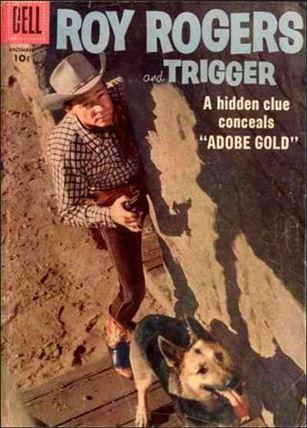 Roy Rogers Comics 120-A