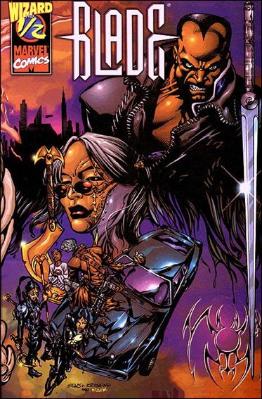 Blade (1998) 1/2-A by Marvel