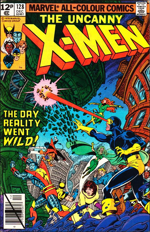 X-Men (1963) 128-B by Marvel