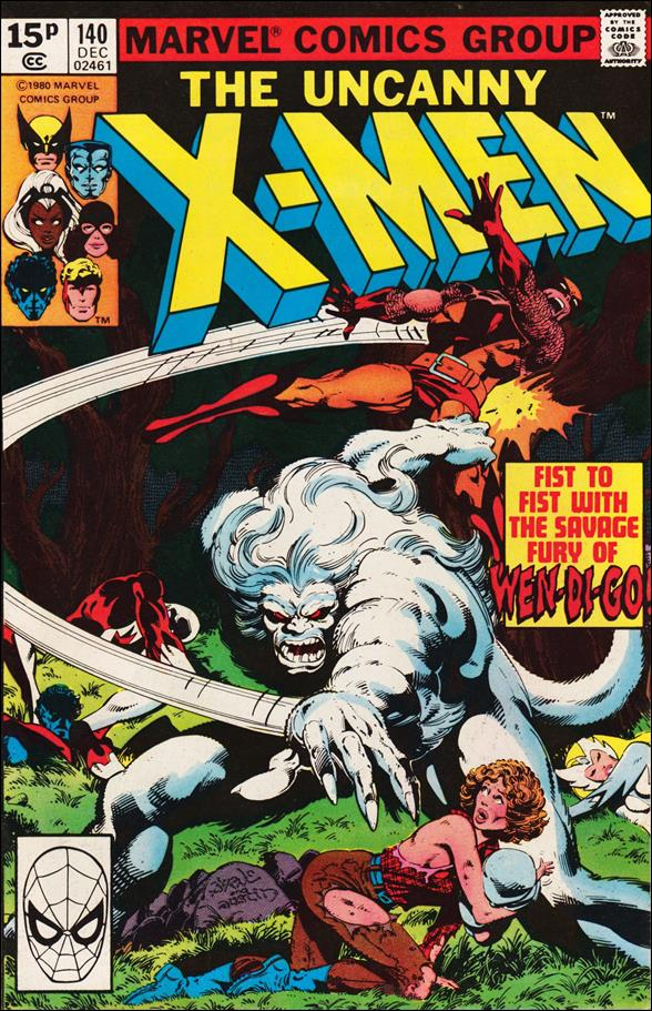 X-Men (1963) 140-B by Marvel