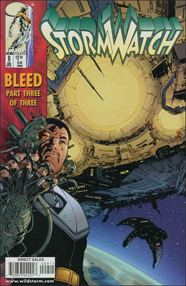 StormWatch (1997) 9-A by Image