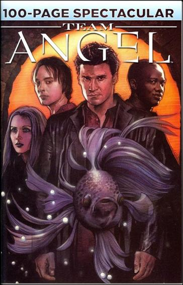 Team Angel 100 Page Spectacular 1-A by IDW