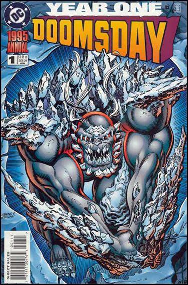 Doomsday Annual 1-A by DC