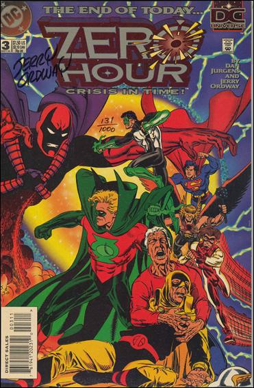 Zero Hour: Crisis in Time 3-B by DC