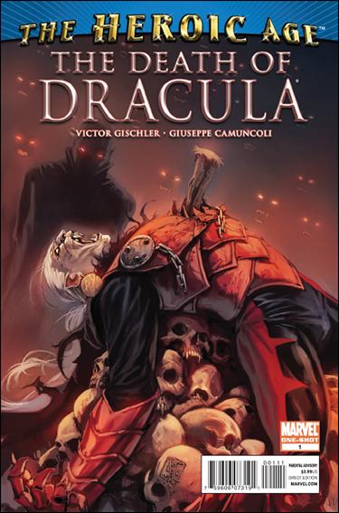 Death of Dracula 1-A by Marvel