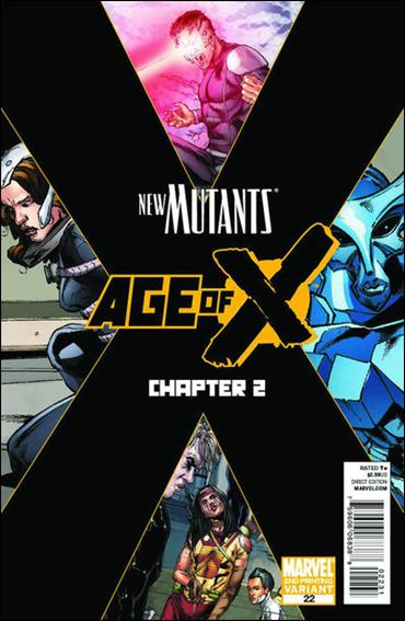 New Mutants (2009) 22-C by Marvel