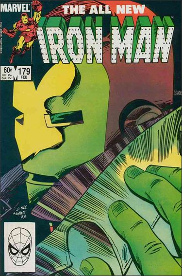 Iron Man (1968) 179-A by Marvel