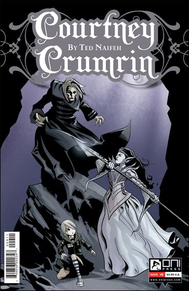 Courtney Crumrin 9-A by Oni Press