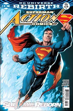 Action Comics (1938) 976-B