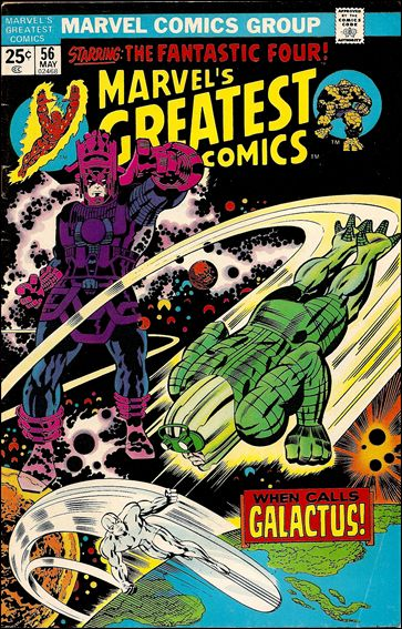 Marvel's Greatest Comics 56-A by Marvel