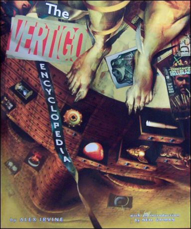 Vertigo Encyclopedia 1-A by DK Publishing
