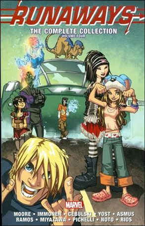Runaways: The Complete Collection 4-A