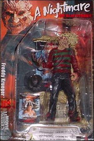 Movie Maniacs (Series 4) Freddy Krueger