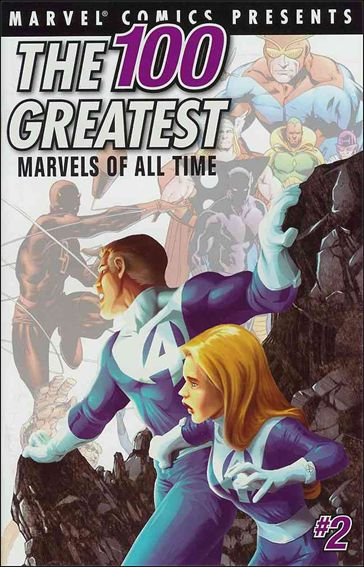 100 Greatest Marvels of All Time 9-A by Marvel