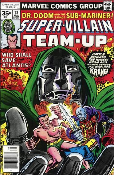 Super-Villain Team-Up 13-B by Marvel