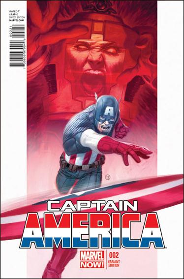 Captain America (2013) 2-B by Marvel