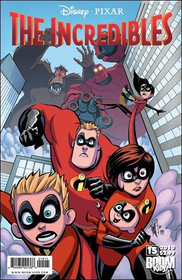 Суперсемейка комикс