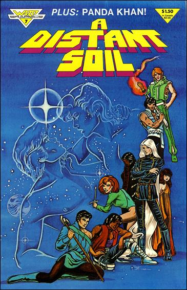 Distant Soil (1983) 7-A by Warp Graphics