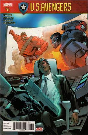 U.S.Avengers 6-A