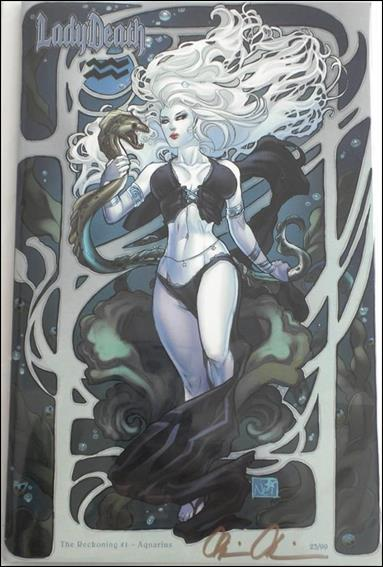 Lady Death: The Reckoning 1-G by Chaos! Comics