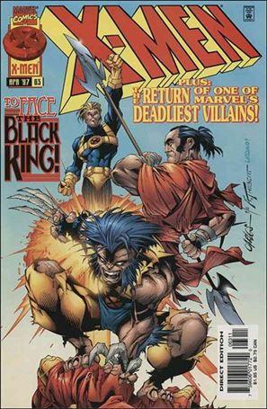 X-Men (1991) 63-A