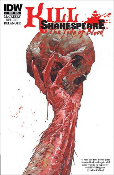 Kill Shakespeare: The Tide of Blood 1-A by IDW