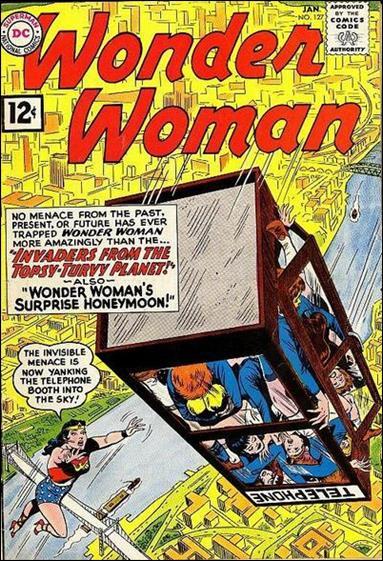 Wonder Woman (1942) 127-A by DC