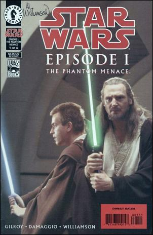 Star Wars: Episode I The Phantom Menace 1-D by Dark Horse