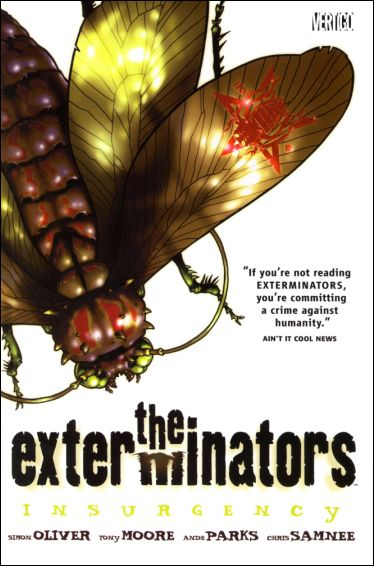 Exterminators 2-A by Vertigo