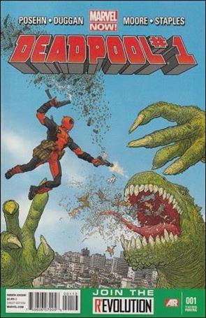 Deadpool (2013) 1-J