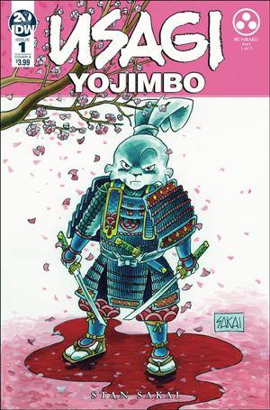 Usagi Yojimbo (2019) 1-A