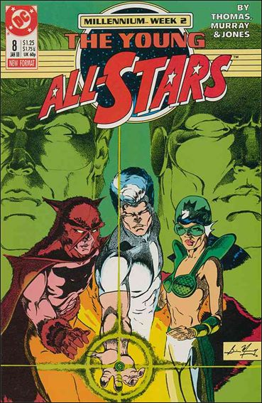 Young All-Stars 8-A by DC