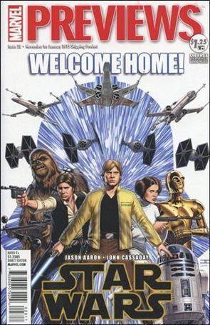 Marvel Previews (2012) 28-A