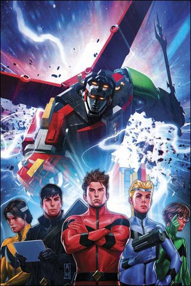 Voltron: Year One 1-D by Dynamite Entertainment