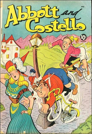 Abbott and Costello (1948) 10-A by St. John