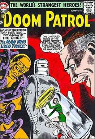 Doom Patrol (1964) 88-A