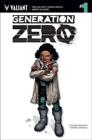 Generation Zero 1-E