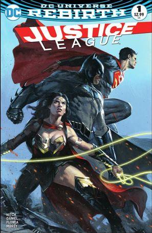 Justice League (2016) 1-E