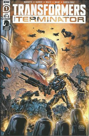 Transformers/Terminator 1-C