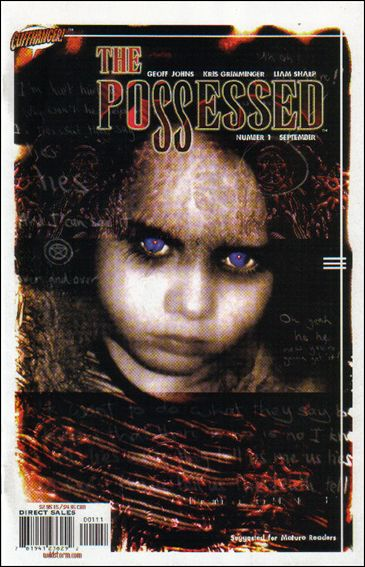 Possessed 1-A by WildStorm
