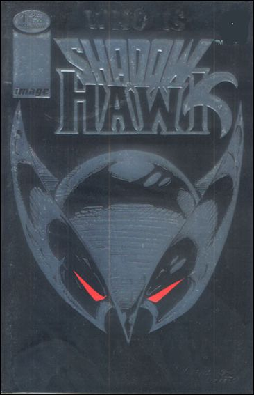 ShadowHawk (1992) 1-A by Image