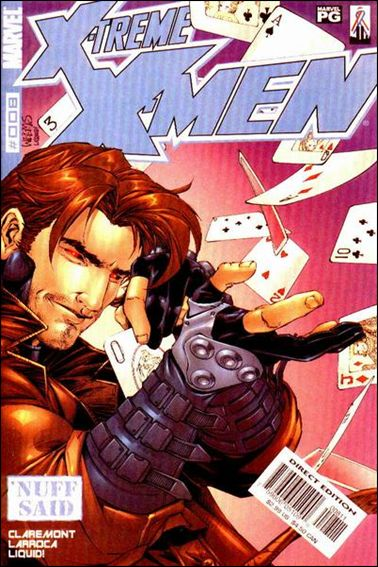X-Treme X-Men (2001) 8-A by Marvel