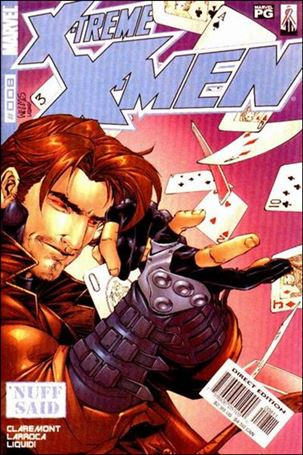 X-Treme X-Men (2001) 8-A