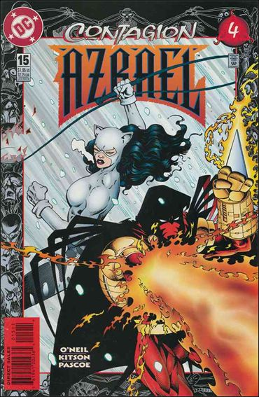 Azrael (1995) 15-A by DC