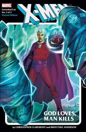 X-Men: God Loves, Man Kills Extended Edition 1-D